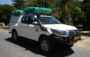 Toyota Double Cab 2.8 A/T 4x4