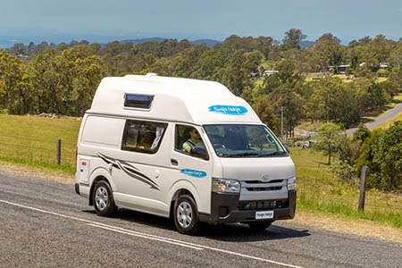 Cheapa Endeavour Camper