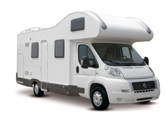 Frota Motorhomes Italy - Group B