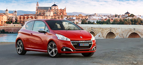 Peugeot Leasing no Madrid
