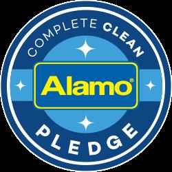 Complete Clean Pledge Alamo