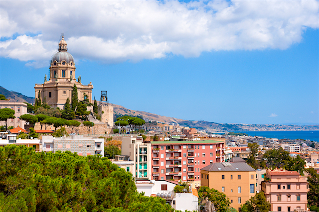 Road Trip Messina, Italia