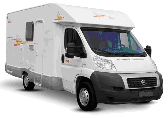 Frota Motorhomes Italy - Group A