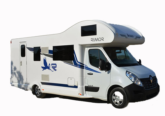 Frota Motorhomes Italy - Group D