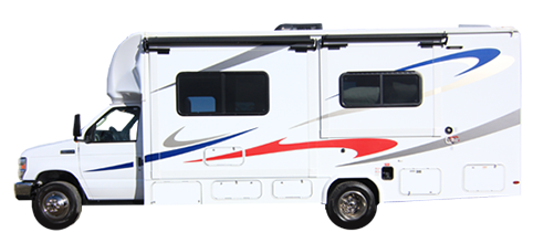 CanaDream fleet -Midi Motorhome